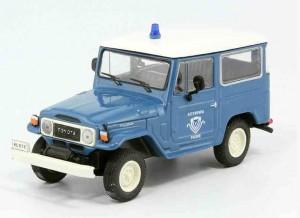 De Agostini - FJ40 - Greek Police