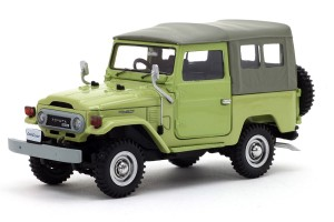 Ebbro - BJ40 - Green - 01