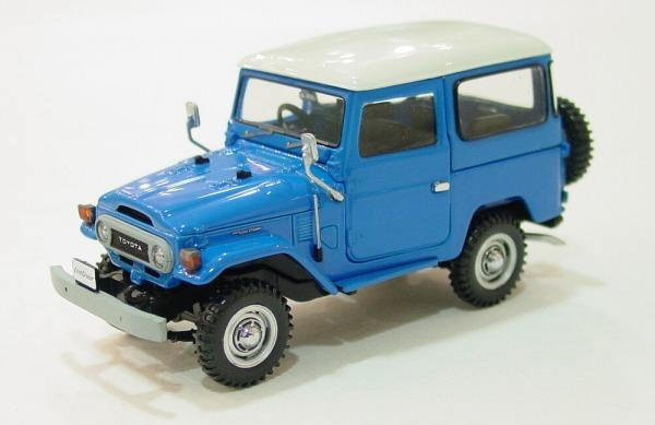 Ebbro - FJ40 - blue - 01