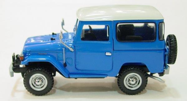 Ebbro - FJ40 - blue - 02