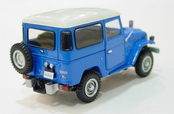 Ebbro - FJ40 - blue - 03