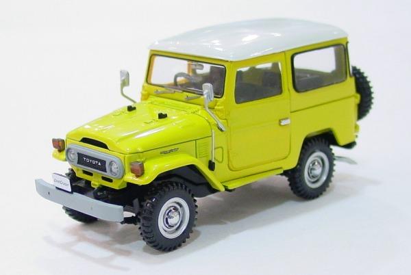 Ebbro - FJ40 - Yellow