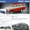 Vos miniatures Land Cruiser sur Facebook