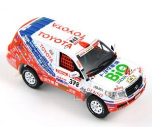 Norev - LC200 - Dakar 2009