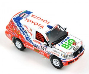 Norev - LC200 - Dakar 2010