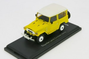 Norev - LC40 - Yellow