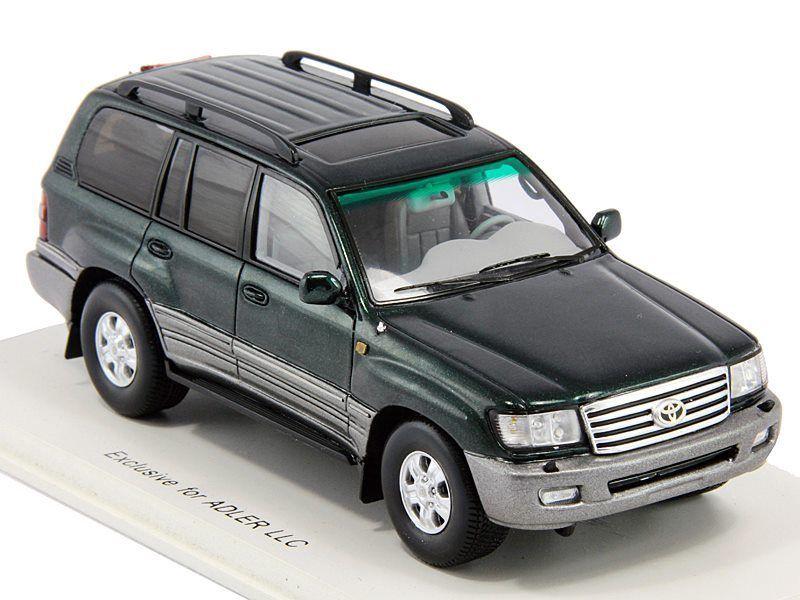 Promo - Spark - LC100 Green - 01