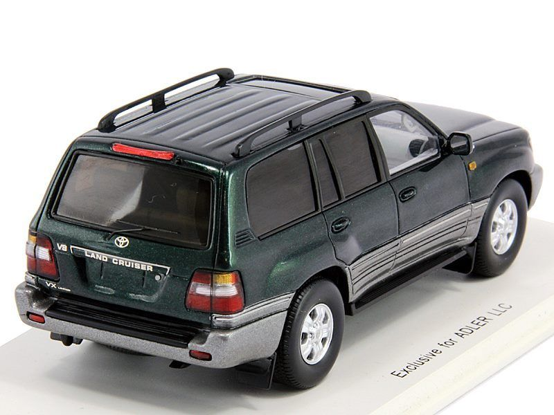 Promo - Spark - LC100 Green - 04