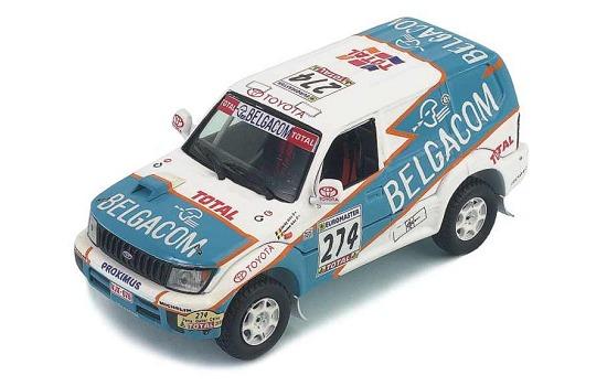 Skid - LC90 - Belgacom