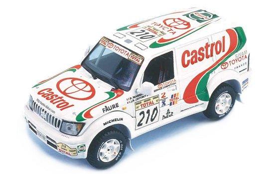 Skid - LC90 - Castrol