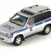 Les Land Cruiser version Police Moscovite