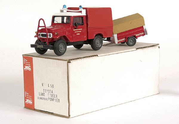 Mini Racing - Pompiers