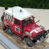 Toyota Land Cruiser BJ40 «Max Meynier» – Dakar 1979