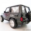 Zoom : Toyota Land Cruiser Série 7 par Doorkey