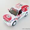 Zoom : Toyota Land Cruiser 95 « Segafredo » par Skid