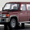 Hi-Story – Toyota Land Cruiser 70 Van