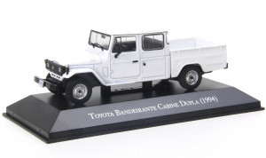 Toyota Bandeirante Double Cab